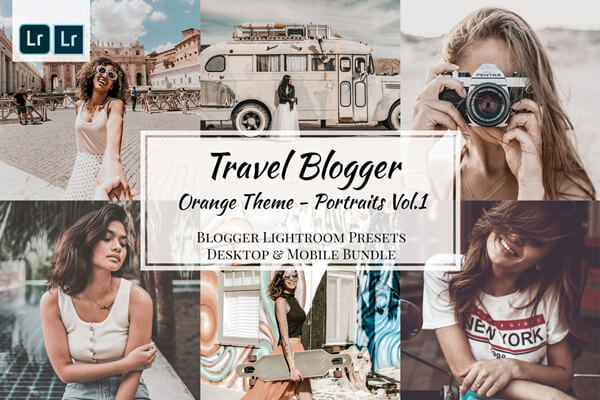 Froilein Juno Travel Blogger Lightroom Presets Desktop Mobile